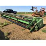 20ft John Deere 220 STR Cut Header