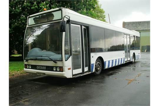Mercedes Optare Excel 2 L1180 RHD Bus Mercedes OM906La