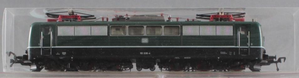Fleischmann H0 E-Lok 151 0300-4 mit 6 Fleischmann GüterwaggonsModellnummer der Waggons 5080, 5084, - Bild 2 aus 2