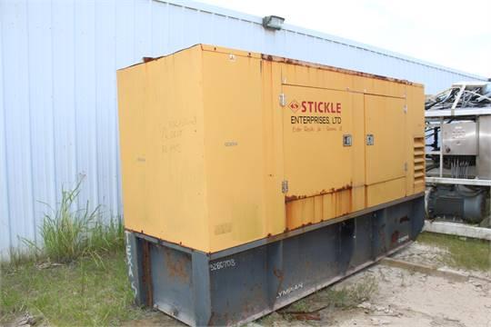 Olympian Model D150P4 150kw Sat Emergency Generator