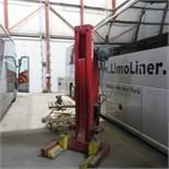 (2) Rotary #MCH418U105 18,000lb. Capacity Portable 2 Post Lift, S/N: HAW10B0003