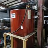 Turner Used Oil Tank w/Pump & Meter