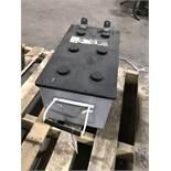 (2) AGM Intimidator Heavy Duty Deep Cycle Batteries