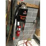 (GARAGE AREA) Hoover Shoulder Pro Vac Back Pack Vacuum