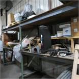 (2) Sections Pallet Racking (NO CONTENTS)