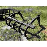 BRUSH GRAPPLE FOR SAME TRACTOR SITE 2
