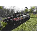"""CARRIER 35""""X21' VIBRATING CONVEYOR W/ DRIVE NO ELECTRIC MOTOR NOT INSTALLED LOCATED SITE 2"""