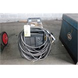 "PLASMA CUTTER, POWERMAX 1650 G3 SERIES, will cut up to 1"" thk. plate, S/N 1650009336"