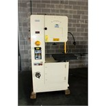 "VERTICAL BANDSAW, CP TOOLS INC., 24"" throat, S/N V501227"