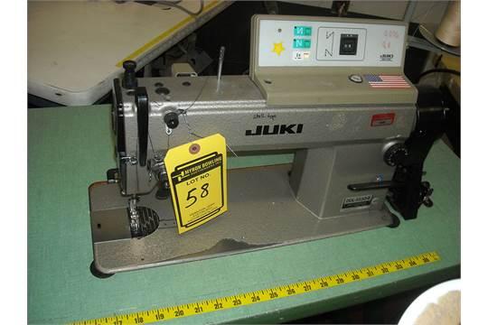 JUKI DDL4040 INDUSTRIAL SEWING MACHINE WITH SINGLE NEEDLE LOCK Awesome Juki Ddl 5550n Industrial Sewing Machine