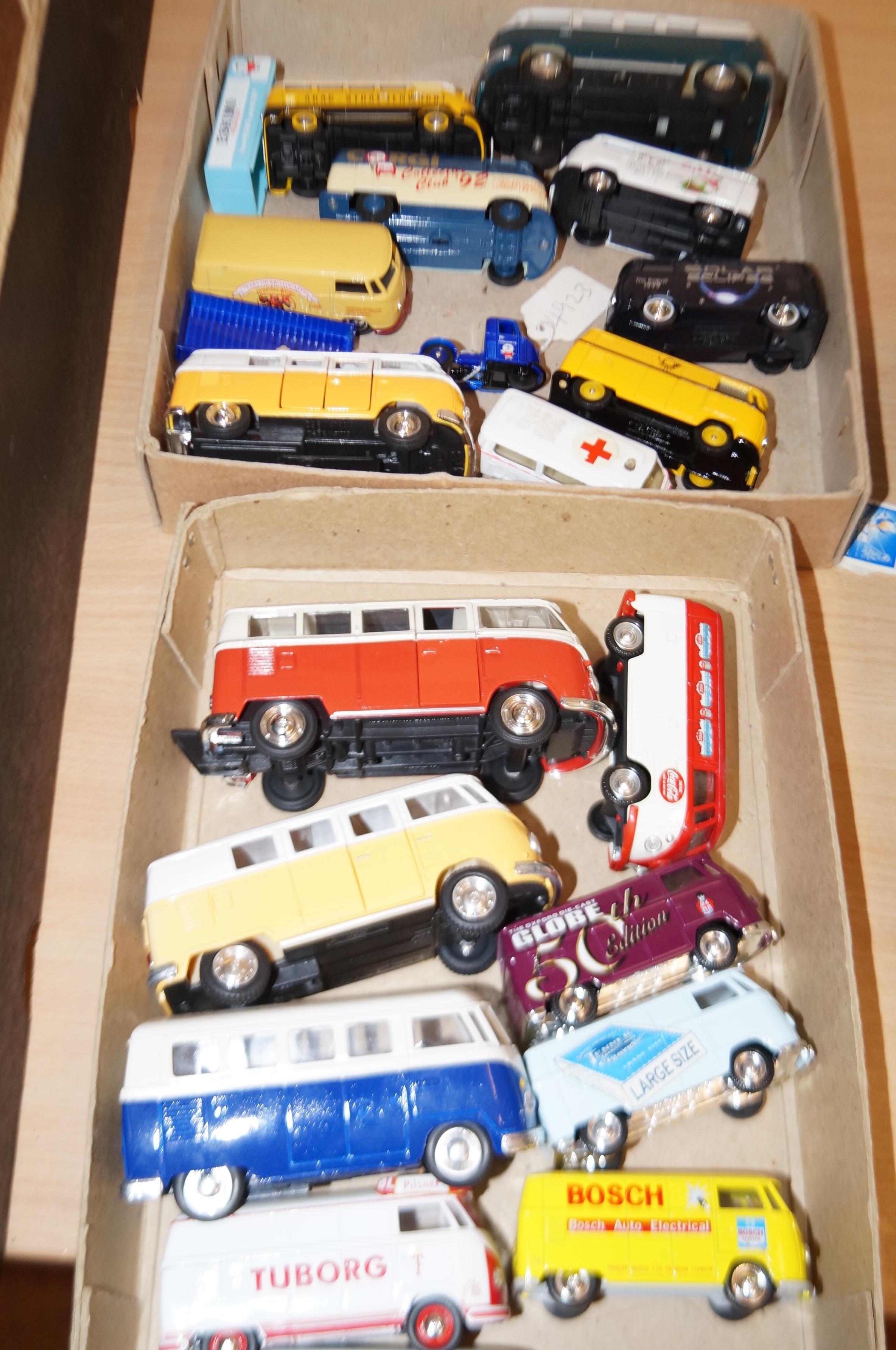 Lot 20 - Group of medal vehicles to include days gone ect