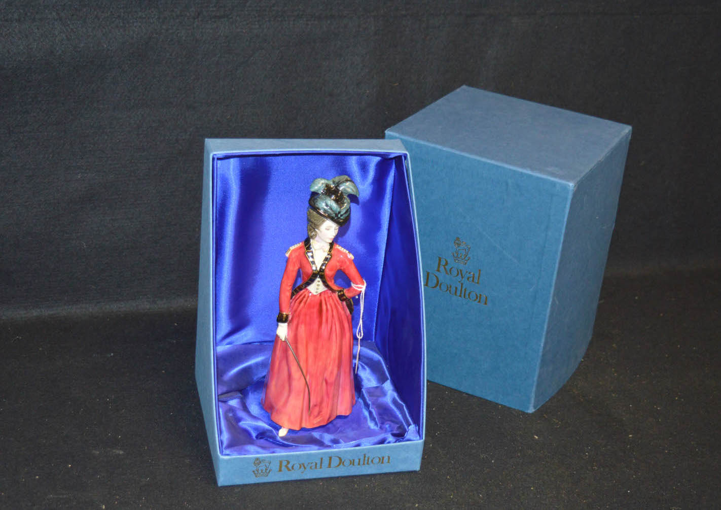 Lot 60 - A Royal Doulton Figurine 'Lady Worsley'