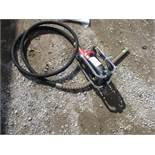 Unused Mustang CV 3500 Concrete Vibrator, Electric