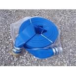 "Unused 2"" x 50' Discharge Water Hose"