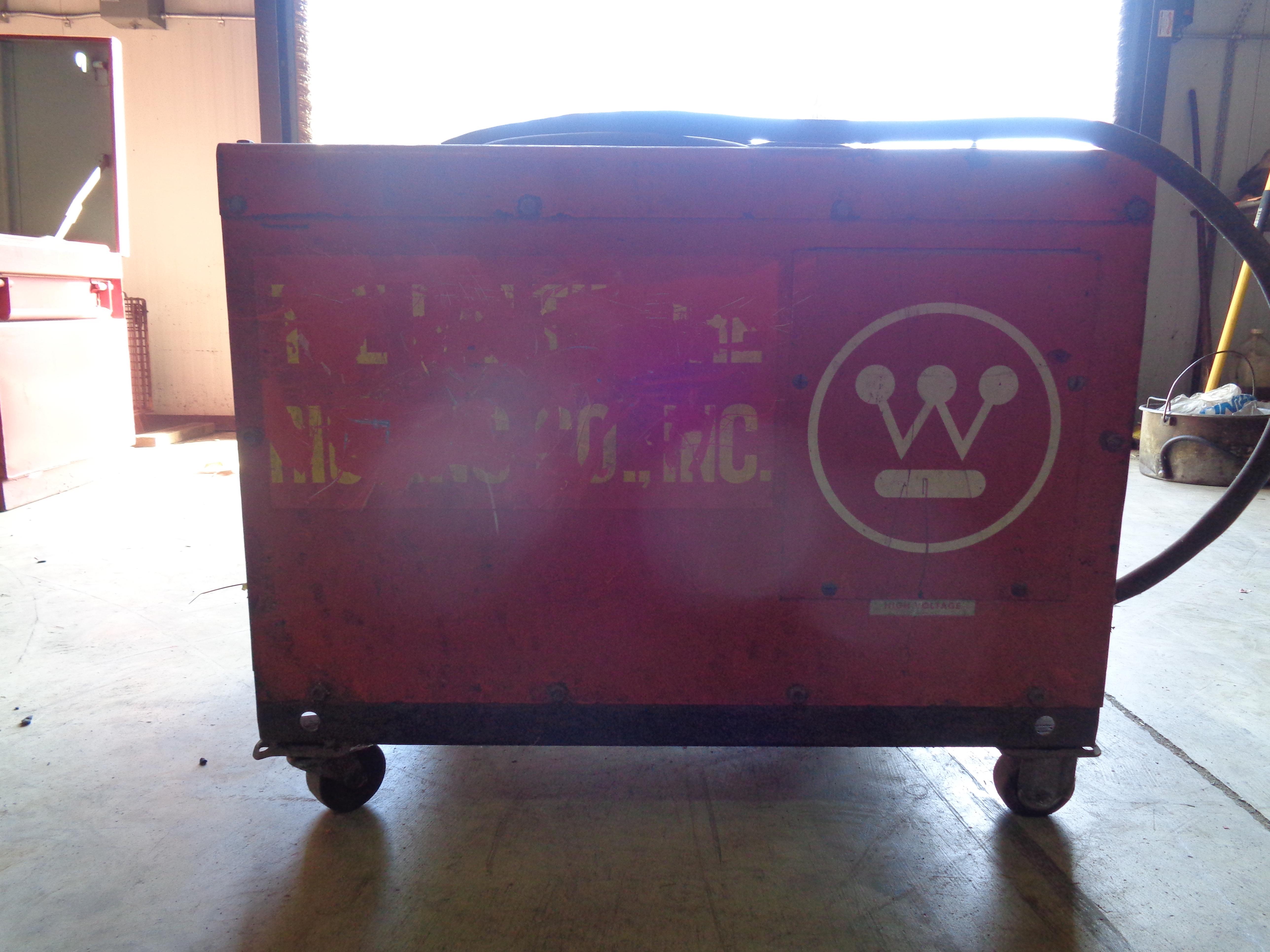 Westinghouse Welder H8-5 - Image 4 of 5