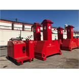 LIFT-N-LOCK L1800-4-34 900 Ton Hydraulic Gantry Crane
