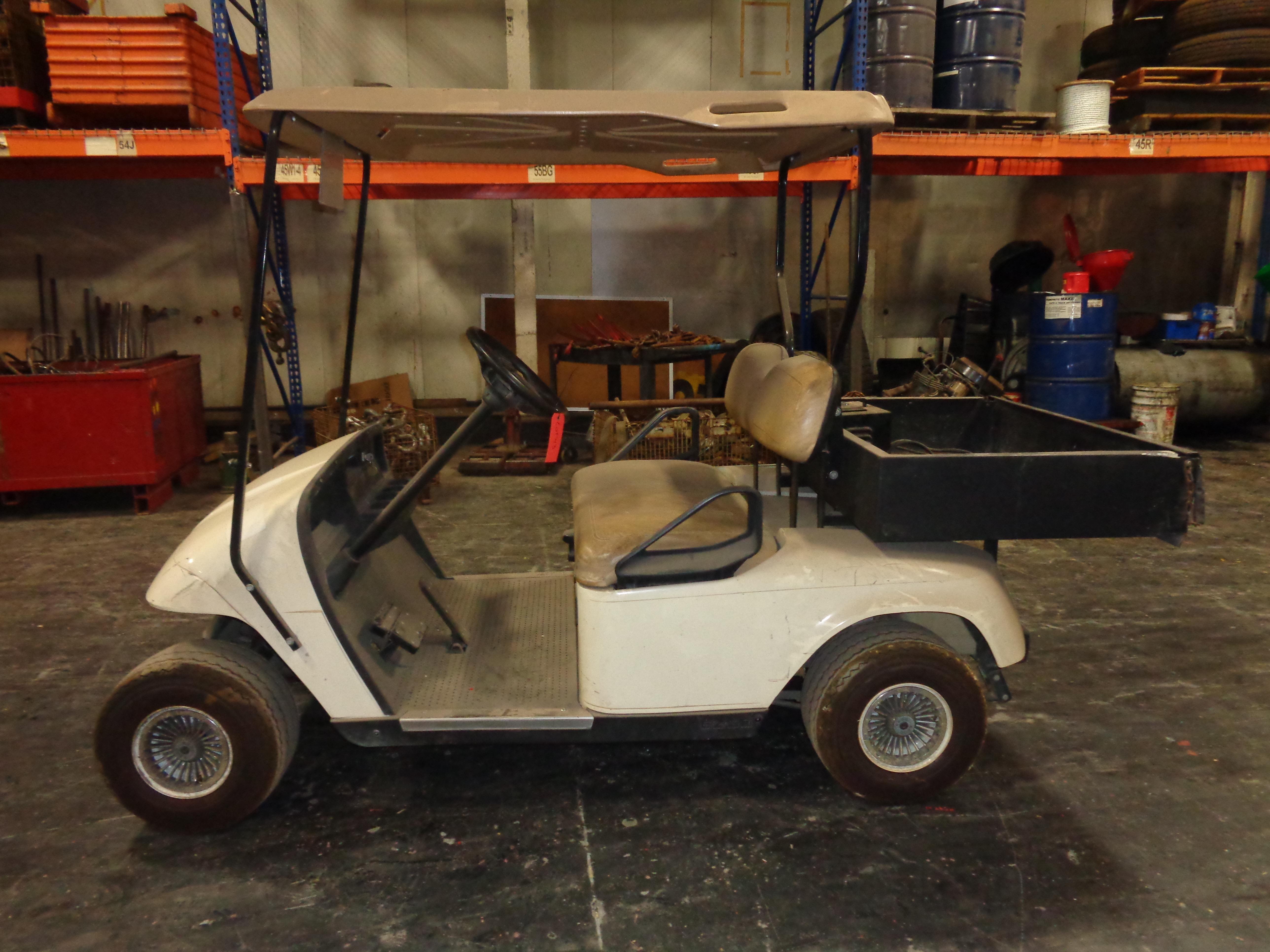 2004 EZGO Golf Cart