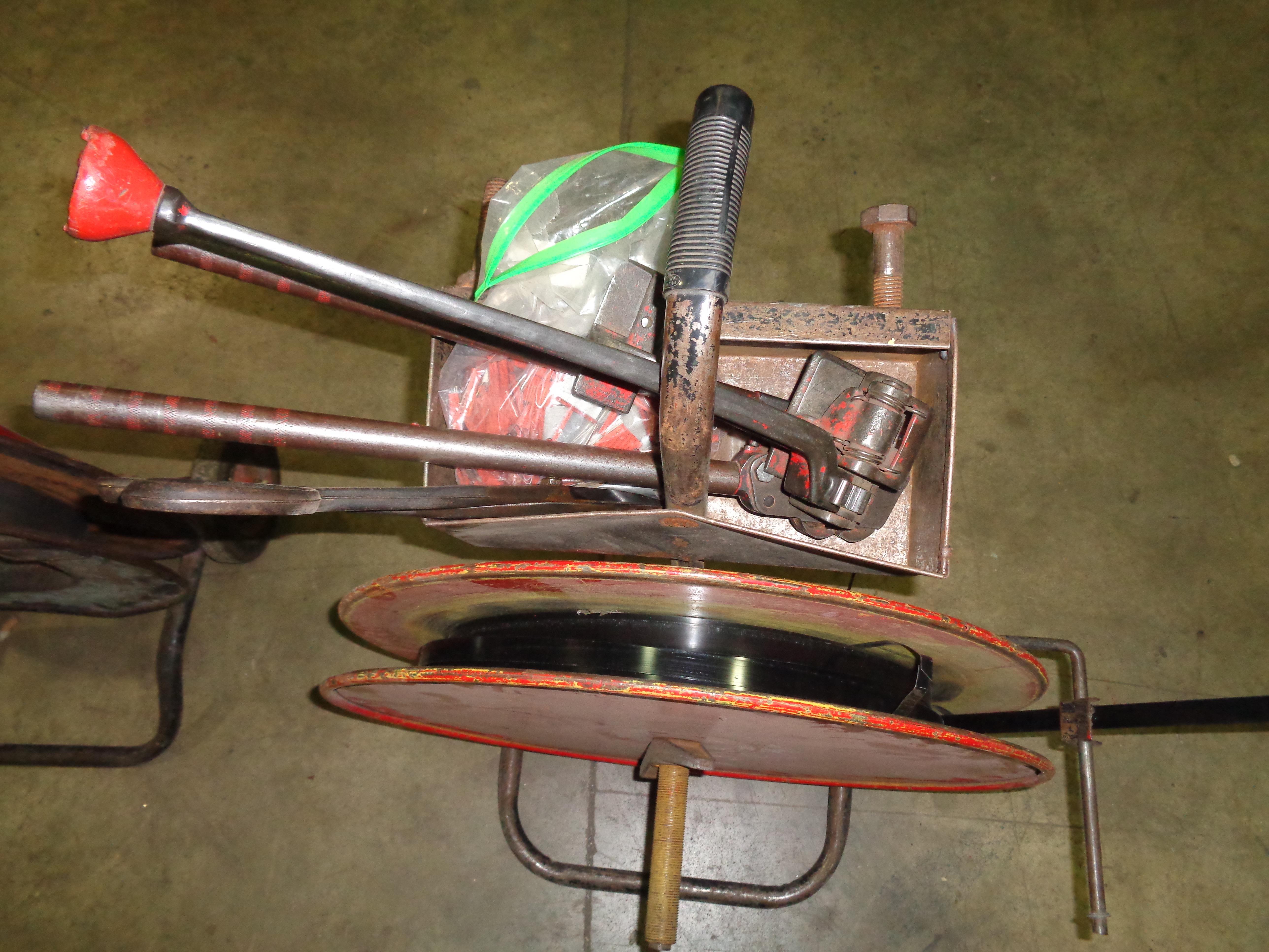 Steel Banding Reels - Image 5 of 5