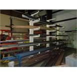 Steel Stock and Racks