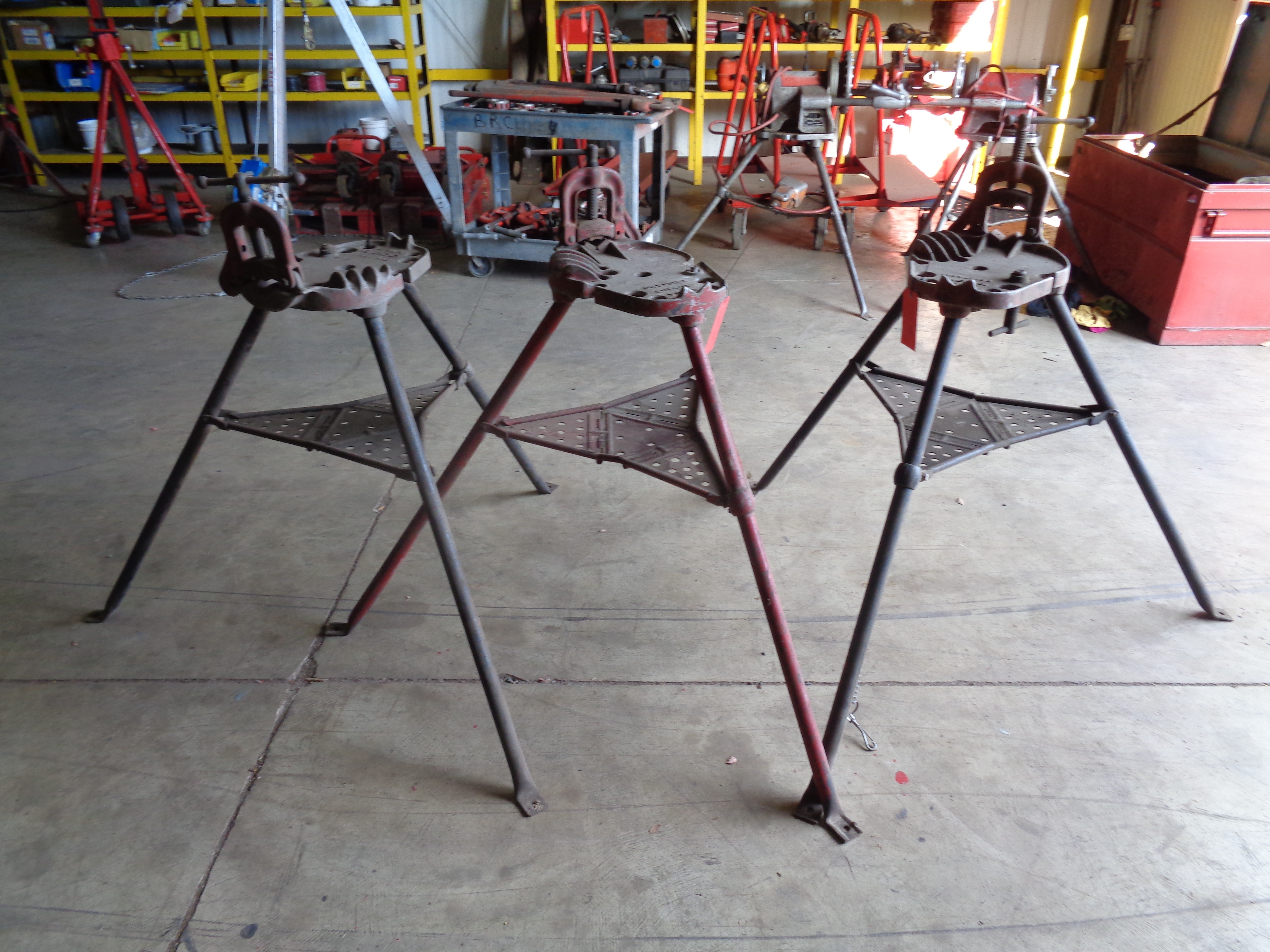 Pipe Stands - Image 2 of 4