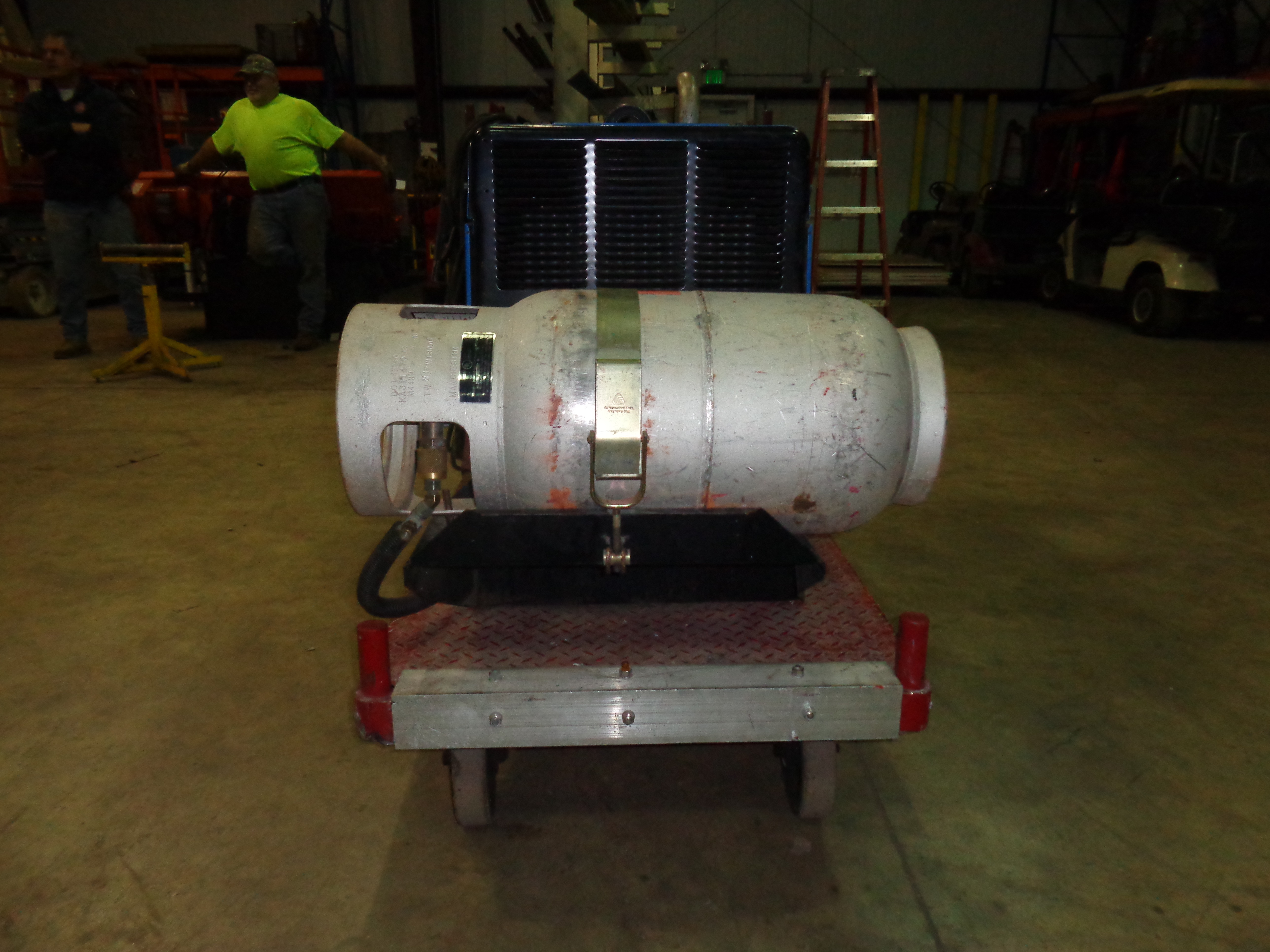Miller Bobcat 250 Welder - Image 3 of 5