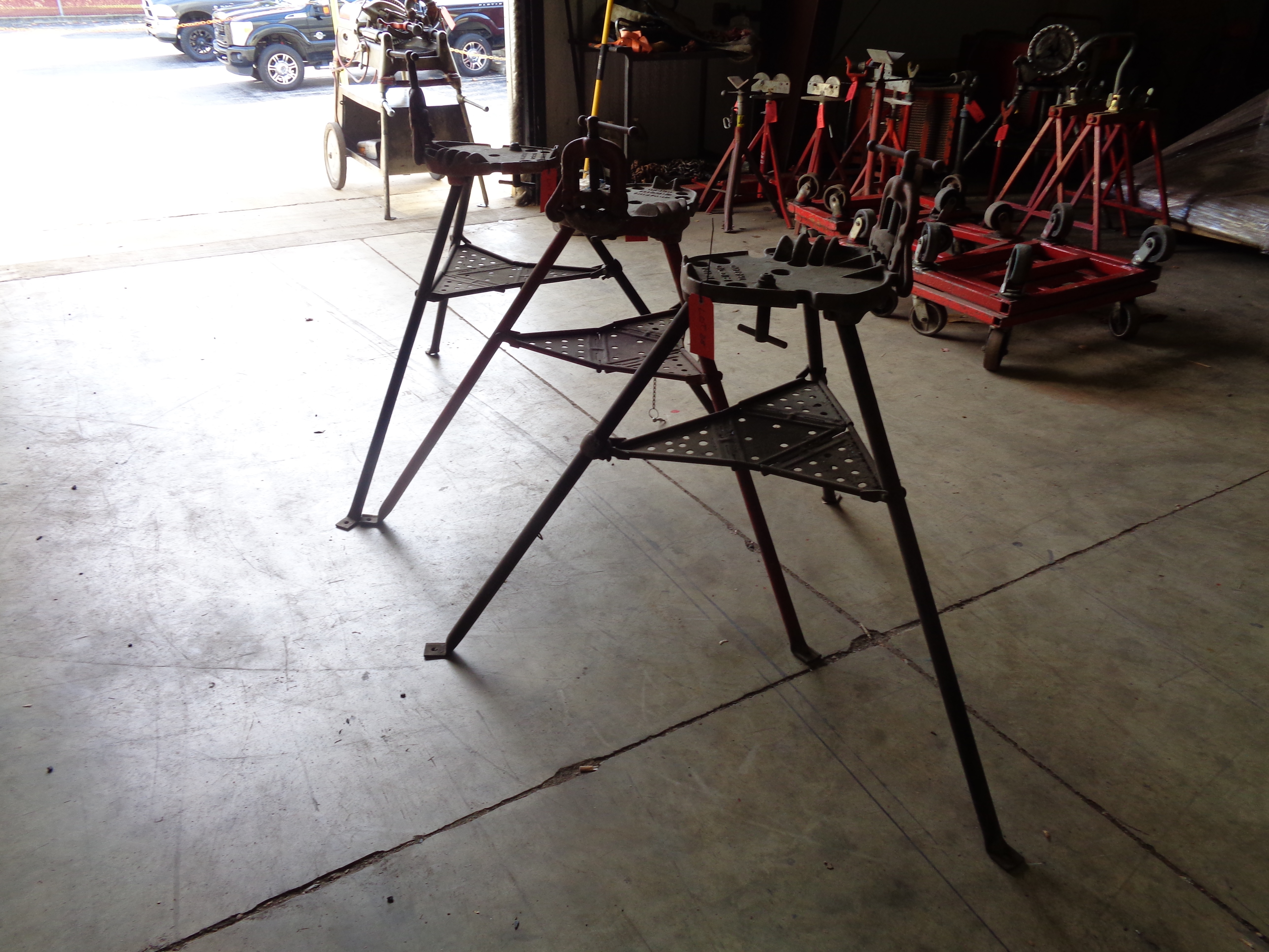Pipe Stands - Image 4 of 4