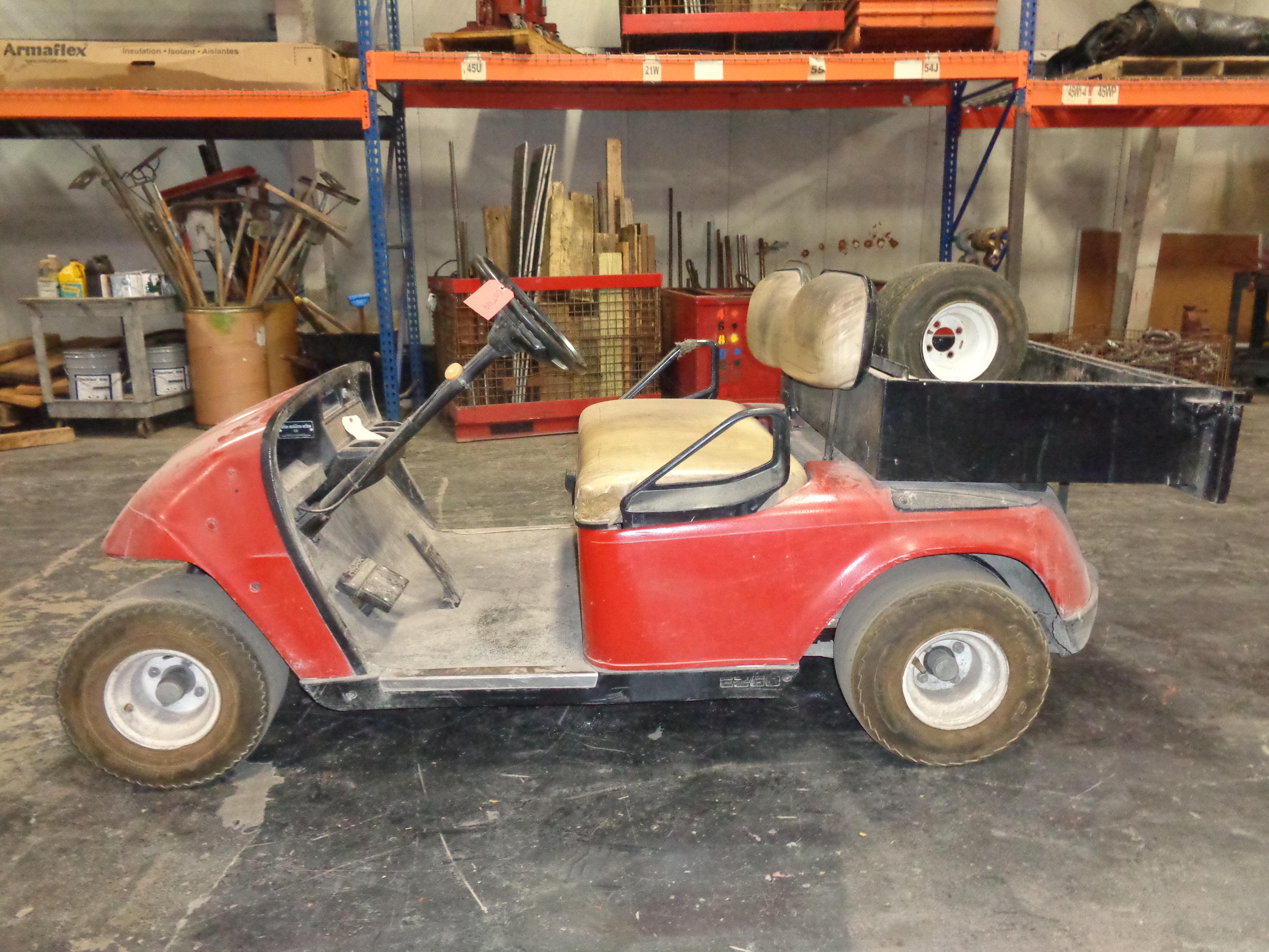 1996 EZGO Golf Cart - Image 4 of 4