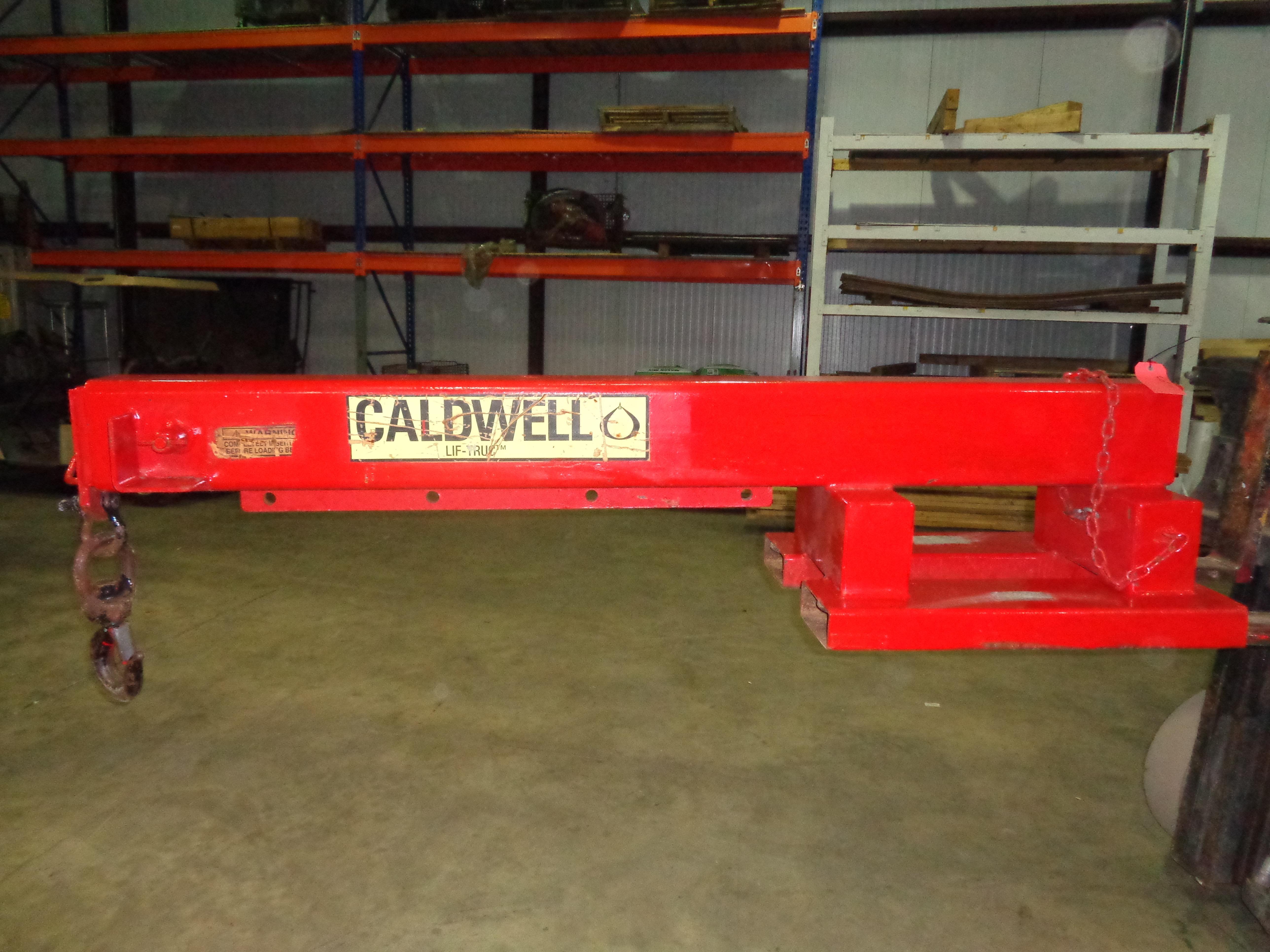 Caldwell FB-80 8,000 lb - Image 2 of 3