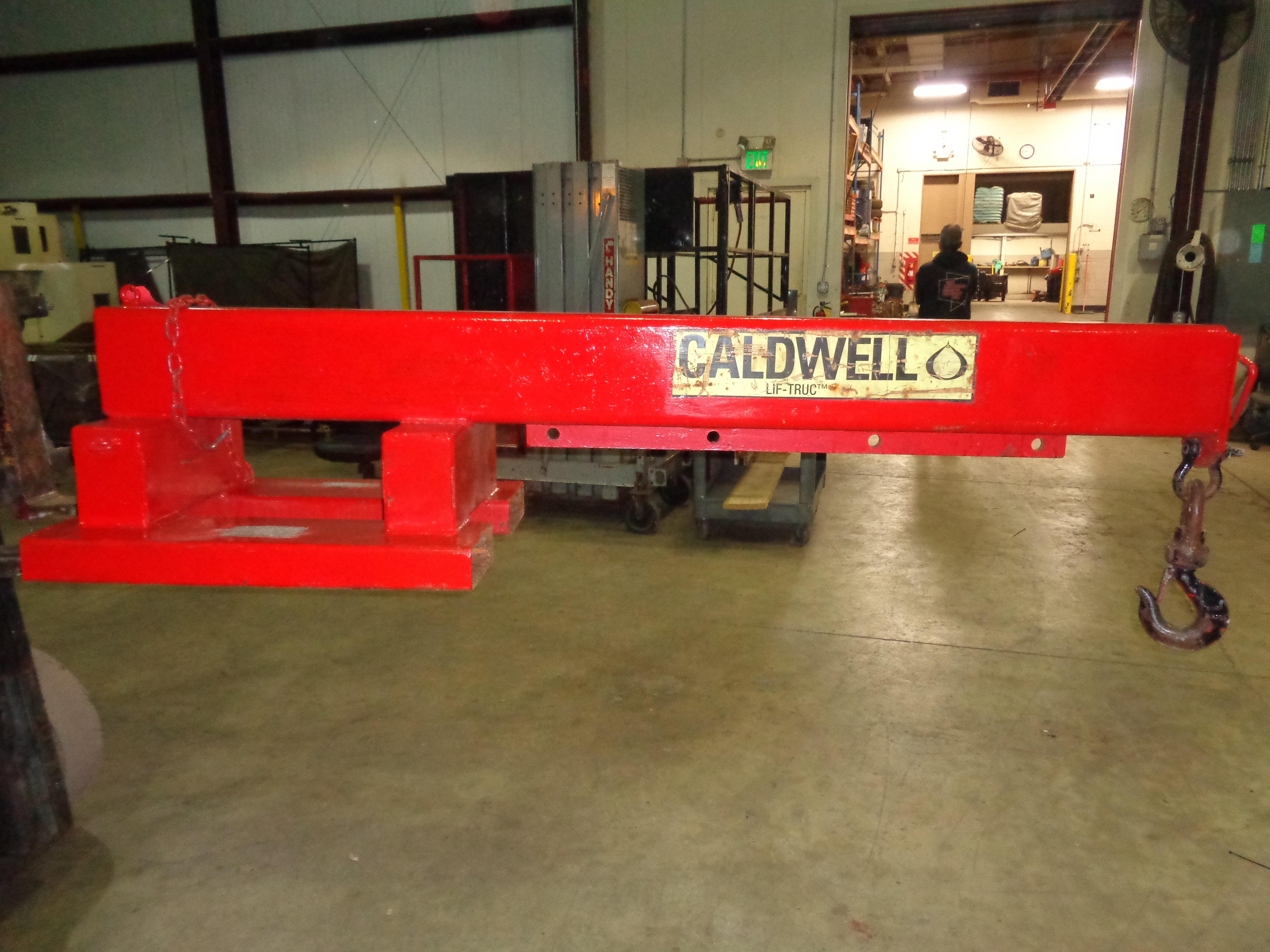 Caldwell FB-80 8,000 lb