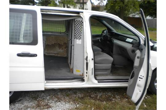 1998 FORD WINDSTAR CARGO VAN