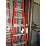 Louisville 8' Fiber Glass Ladder