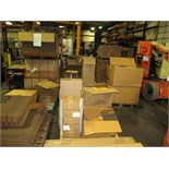 Shipping Supplies On Pallets