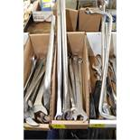 Set of Mack wrenches