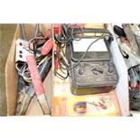 Simpson electronic testing kit and accessories