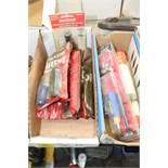 Thread repair kits and permacoils