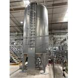 Moeschle Stainless Steel Tank with access Ladder & Guard Rail