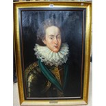 Lot 1149 - Susan Hillier (20th century), Portrait of Henry Frederick, Prince of Wales (1594-1612),