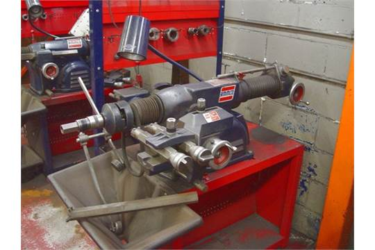 Ammco Brake Lathe >> Ammco Brake Lathe With 7900 Twin Facing Tool With Tooling
