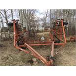 24ft Morris Cultivator w/Sprintooth Harrows