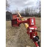 10X71 Westfield Swing Out Auger Multi-Flight Hopper