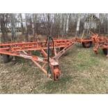 22ft 200 Co-op Implements Cultivator w/Sprintooth Harrows