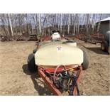 Vertec T/A Field Sprayer 600g Poly Tank