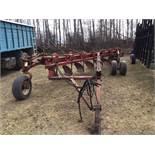 7-Bottom Melroe Field Plow