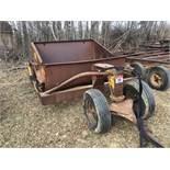 50RF Soil Mover Scraper sn FF-6168