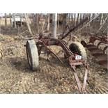 Antique Breaking Plow
