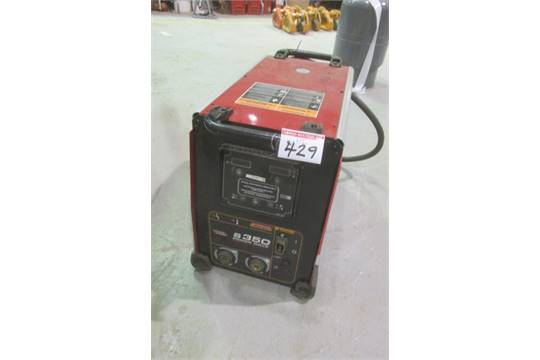 TO 001 LINCOLN ELECTRIC S350 POWER WAVE WELDER