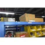 Contents of Rack 500S- Chain, Conveyor Parts, Etc., MUST REMOVE BY 2/14/20-MUST BE REMOVED IN THE EN