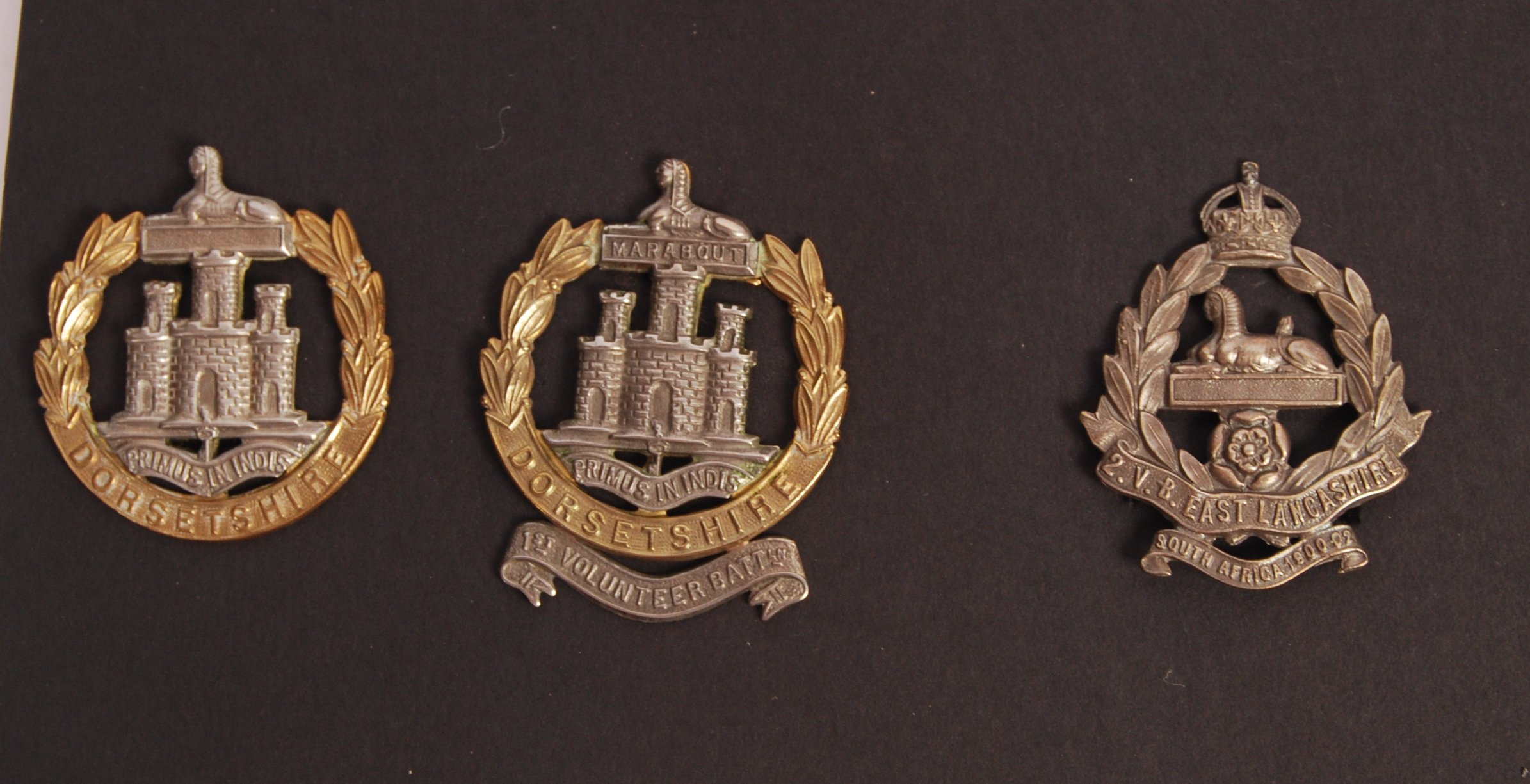 COLLECTION OF TERRITORIAL FORCES BRITISH UNIFORM C - Image 3 of 6