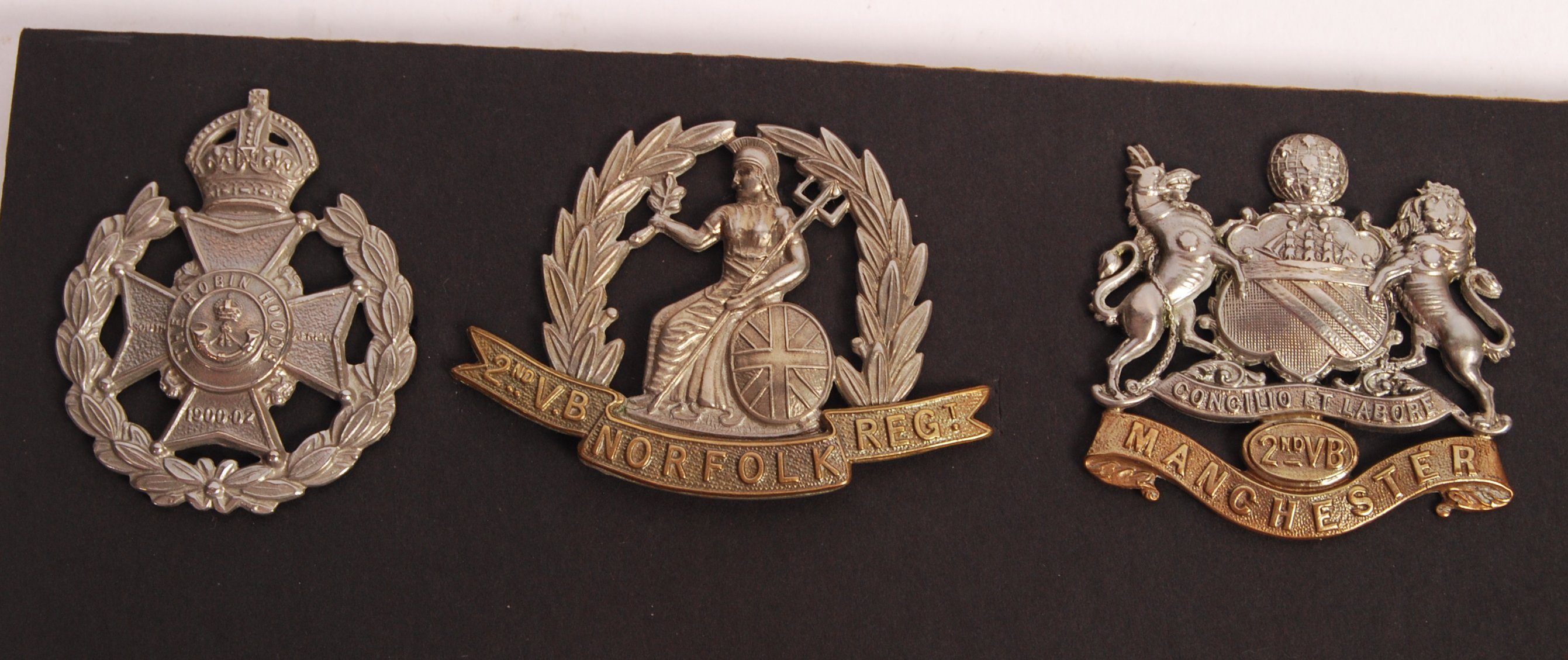 COLLECTION OF TERRITORIAL FORCES BRITISH UNIFORM C - Image 2 of 6