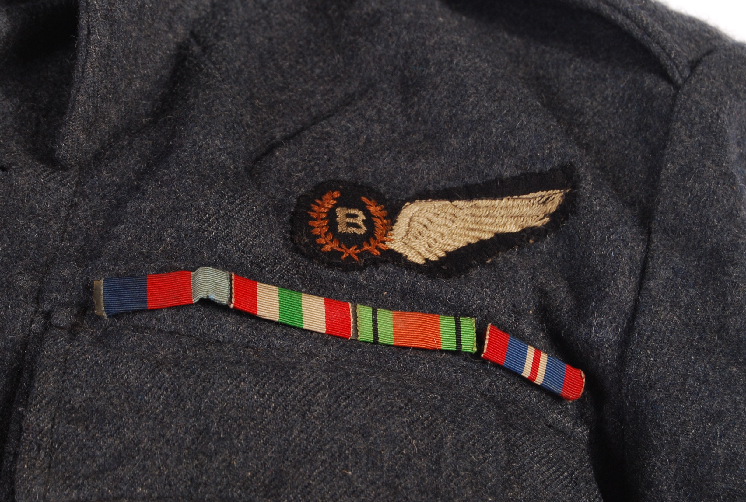 RARE UNIQUE ARCHIVE OF WWII RAF BOMBER COMMAND ITE - Image 2 of 32